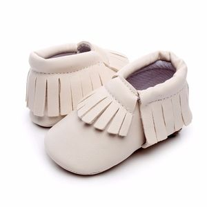 Other - New cream soft sole baby toddler moccasins